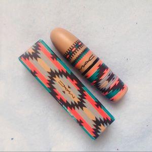 MAC Vibe Tribe Hot Chocolate Lipstick
